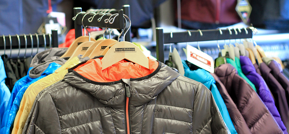 outdoor clothing, sudbury, northern ontario, lole, arcteryx